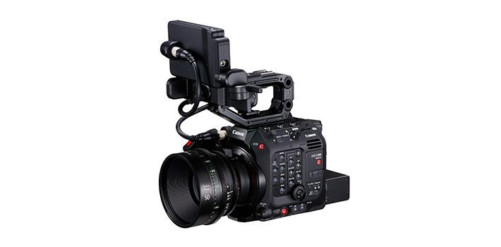 Canon actualiza el firmware de sus cámaras y objetivos EOS Cinema