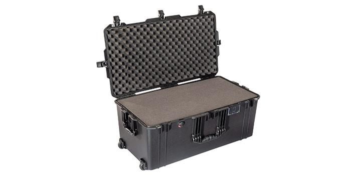 Peli lanza su nueva maleta Peli Air 1646 para el transporte de material audiovisual