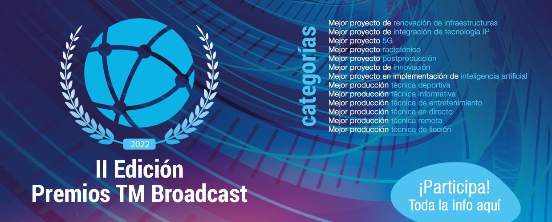Premios TM Broadcast