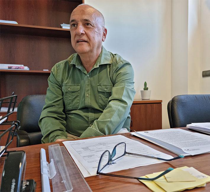 Dámaso Castellote, Director General