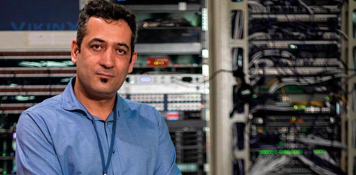Mario López, Director Técnico de Informativos