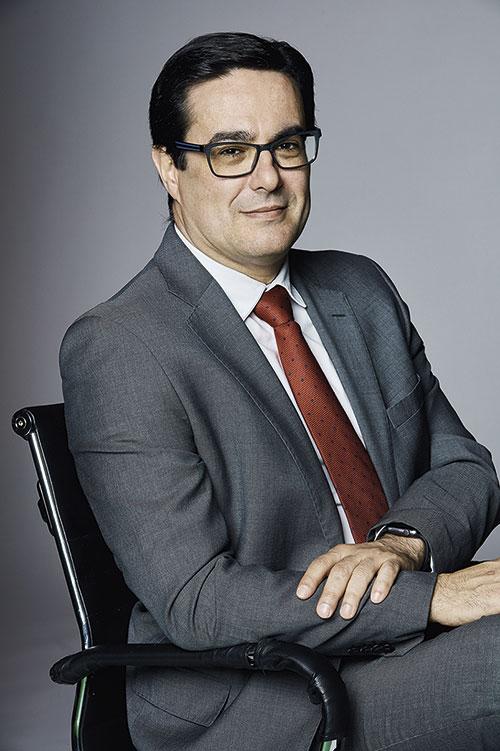 Eugenio Fernández, Director de la División de Tecnología y Operaciones de Mediaset
