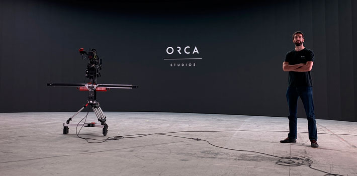 Adrián Pueyo en Orca Studios