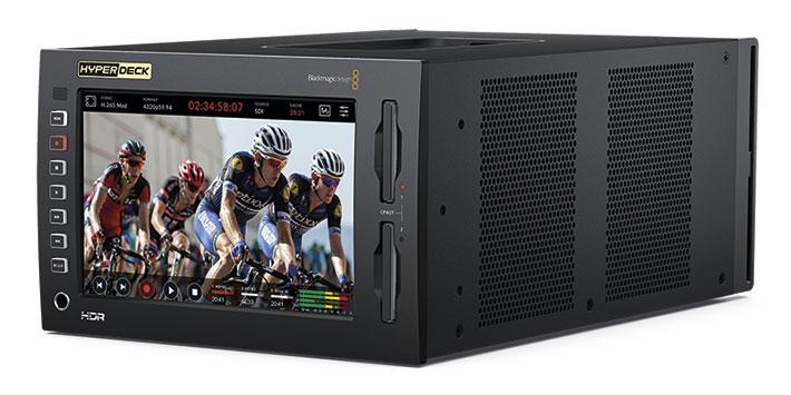 HyperDeck Extreme 8K HDR.
