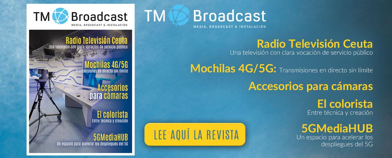 Radio Televisión Ceuta en TM Broadcast